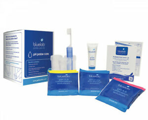 Bluelab pH Probe Care Kit  pH 4.0, pH 7.0 and KCI Storage Solution