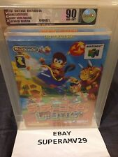 Diddy Kong Racing (Nintendo 64, 1997) - Japanese Version VGA 90 ARCHIVAL CASE