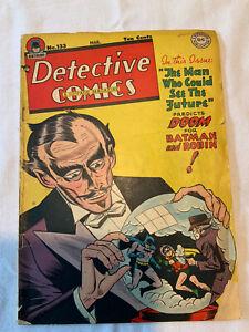 Detective Comics #133 Good Condition.   Batman Future Boy Golden Age 1948