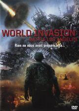 WORLD INVASION : BATTLE LOS ANGELES [DVD] - NEUF