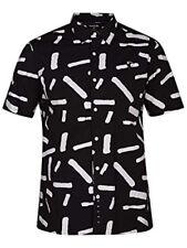 c0e91172e0 Camisas informales Hurley 100% algodón para hombres