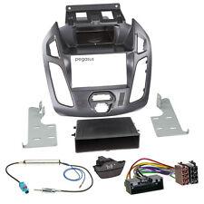 Ford Tourneo Connect pj2 13-18 1-din radio del coche Kit de integracion radio diafragma Pegasus