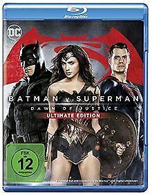 Batman v Superman: Dawn of Justice - Ultimate Editio...   DVD   Zustand sehr gut