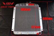 3 ROWS KKS ALUMINUM RADIATOR 1947-1954 CHEVY 3100/3600/3800 TRUCK PICKUP