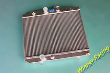 40MM ALLOY RADIATOR TOYOTA STARLET TURBO EP71 2E-TELU M/T 1984-1989
