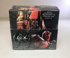 Hellboy The Movie - Sealed Trading Card Hobby Box - Inkworks 2004