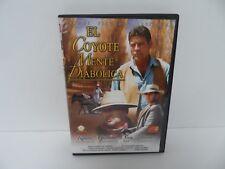 El Coyote Mente Diabolica - DVD