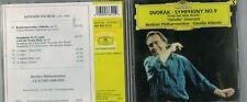 Antonin Dvorák : Dvorak: Symphony No. 9 CD CLAUDIO ABBADO