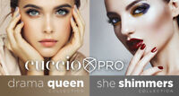 CUCCIO Pro Powder Dip 1.6oz She Shimmers/ Drama Queen COLLECTION pick your color