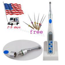 USA SHIP Dental Endodontic Endo Motor Treatment 16:1 Contra Angle + Rotary File