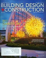 2013 Building Design & Construction Magazine: Giants 300 Report//25 Top CE Cours