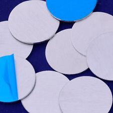 "20pcs about 3/4"" tibetara aluminum round shape Stamping Blank 18 Gauges 10158401"