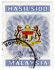 (I.B) Malaysia Revenue : General Duty $100 (1982)