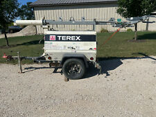 Terex Al4000 Towable Light Tower