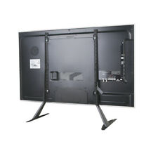 """Universal LCD TV Stand Table Top Angled Base Mount 27 32 39 41 45 49 52 55"""""""