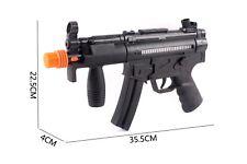 MP5 policía Ejército Soldado Chicos Juguete Máquina Pistola Pistola de Juguete SAS con luces