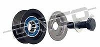 DAYCO IDLER TENSIONER PULLEY for MERCEDES BENZ SLK350 SAAB 9-3 9-5 EP046