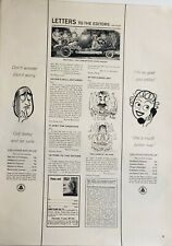 Lot 3 Vintage 1960 Bell Telephone Print Ads Satellites