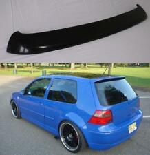 VW GOLF 4 MK4 IV R32 STYLE TAILGATE REAR ROOF SPOILER Heck WING R 32 cover gti