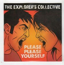 (FZ71) The Explorer's Collective, Please Please Yourself - sealed DJ CD