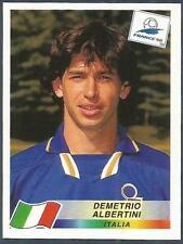 PANINI WORLD CUP FRANCE 1998- #094-ITALIA-ITALY-DEMETRIO ALBERTINI