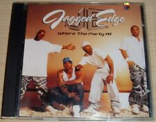 Where the Party At? CD Maxi-Single by Jagged Edge 2001 So So Def 44K-79605 Nelly