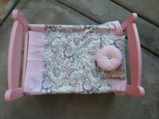 """Ikea  18"""" doll Bed"""