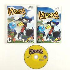 Klonoa Wii / Jeu Sur Console Nintendo Wii et Wii U