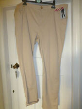 Per Una Cotton Stretch Trousers for Women