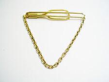 Formal Occasion Tie Accessory Groomsmen Gift Art Deco Tie Chain * Swank