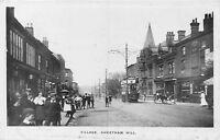 POSTCARD   MANCHESTER  Cheetham  Hill     Circa  1912     RP