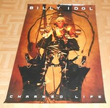 Billy Idol Charmed Life Vintage Poster 36x24