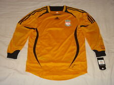 e382a03558c Liverpool Soccer Jersey Formotion Top Football Shirt Player Issue Trikot  BNWT GK