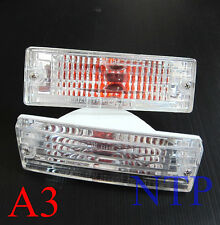 Diamond Multi Len Bumper Indicator Light Lamp ISUZU TF KB HOLDEN RODEO 88-97