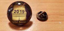 GROS PIN'S 2cm SOUTIEN GILETS JAUNES JE SUIS GILET JAUNE 2019 PINS pin's bouton