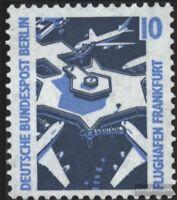 Berlin (West) 798A R mit Zählnummer postfrisch 1987 Sehenswürdigkeiten