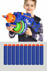 50pcs Toy Gun Refill Darts Bullet for Nerf N-strike Series Blasters