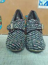 Irregular Choice Woven Shoes Size 40