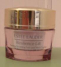 1 Estee Lauder Resilience Lift Face & Neck Creme SPF 15 ~0.5 oz/15 g~ Travel Sze
