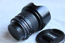 Para Nikon Sigma 18mm f/3, 5, AIS, MF
