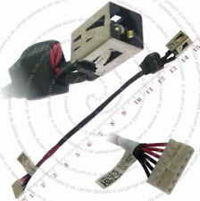 Toshiba Satellite L70-ABT3N22 DC IN CABLE Power Jack Port Socket Connector Wire