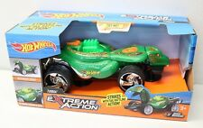 Hot Wheels Road Rippers Turboa Motorized Rattle Snake Extreme Action - NEW