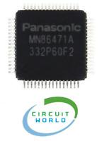 MN86471A Chip HDMI per PS4 Playstation 4 CUH-10xx CUH-11xx Panasonic IC Scaler
