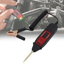 5-36V Car Digital LCD Electric Voltage Test Pen Probe Detector Tester LED Light