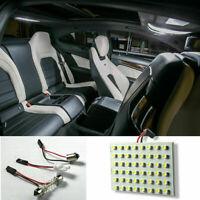 48LED Powerful Warm White Strip Car Caravan Interior Light Brigh Lamp N0Y7 B8F7