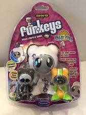 UB Funkeys Radica Starter Kit Bones & Drift Video Game Figure New