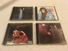 (4) Stevie Nicks Various CD Compact Disc Collection Classic Rock / Pop