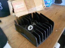 NOS 1974-1975 Kawasaki F7 Cylinder Head Flat Black 11001-092