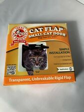 "Ideal Pet Products 6 1/4"" x 6 1/4"" Small Cat Door Flap