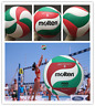 Molten Volleyball Ball Soft Touch PU Leather In/Outdoor Game Size 5v5M4500 Sport
